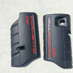 Fuel Rail Covers