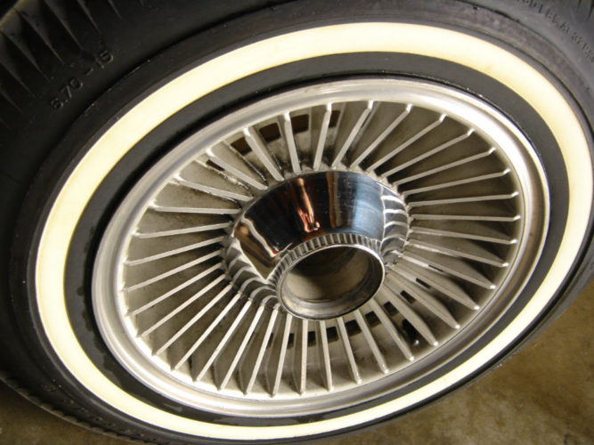 Corvette 63 66 Kelsey Hayes OEM Knock Off Wheel For Sale