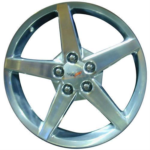 5 Spoke Chrome Rims For Sale Corvette Parts For Sale