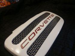 C5 Corvette Front Filler Plate Custom Made