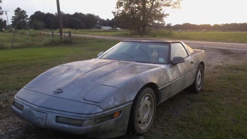 Parting Out My 91 C4 Corvette For Sale Corvette Parts