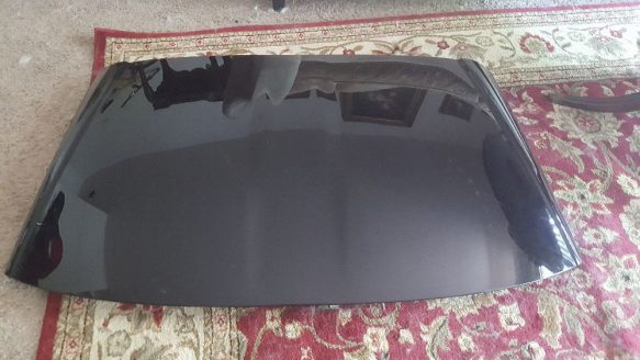 C6 Targa Top Roof Panel Black For Sale Corvette Parts