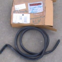 Convertible Weatherstrip 005