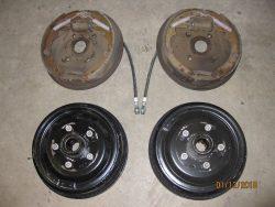 C1 Brake Parts 1