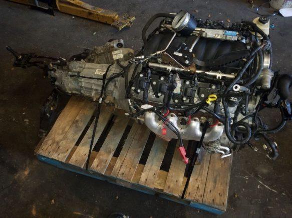 T56 Transmission For Sale >> 05 06 Ls2 6 0 Corvette Cts V Engine T56 Manual Transmission Motor