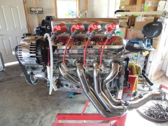 LS7 427 CORVETTE Z06 engine for sale   Corvette Parts For Sale