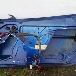 Corvette 1997-2004 C5 Right Hand RH Passenger Door Blue