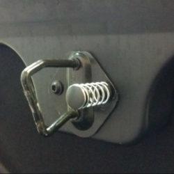 corvette trunk pop assist popper