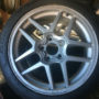 C5 Z06 OEM wheels - Image 1
