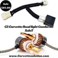 C5 Corvette Head light Combo kit Sale!!-min