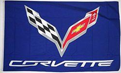 corvette blue c7 good
