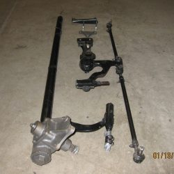 C1 Steering Parts 1
