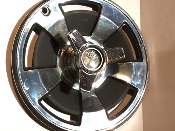 1966 C2 Corvette Wheel Covers Hubcaps 2 For Sale